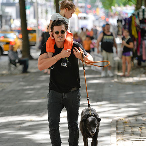 orlando-bloom-dog