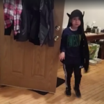 Watch This Boy's Reaction When He Return Home To Find His Lost Dog