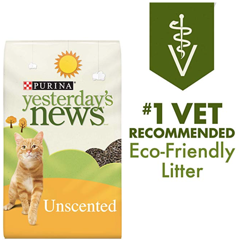 How to Litter Train A Kitten- Purina's unscented , non-clumping litter for Kittens